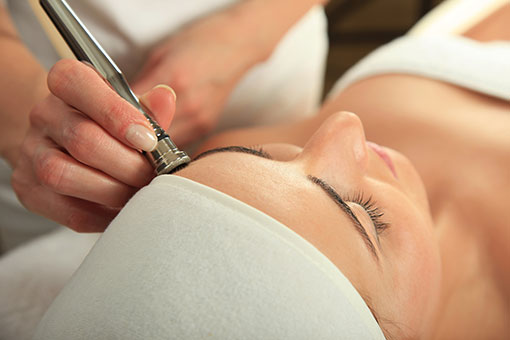 microdermabrasion treatment vancouver