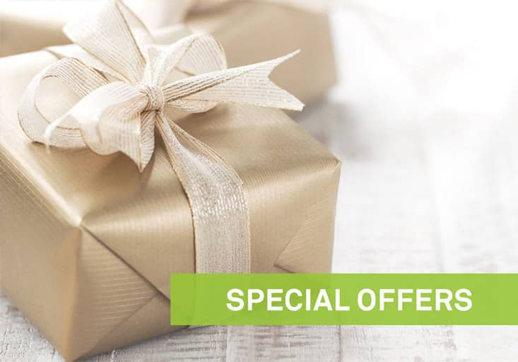 Special-offer by Paad Wellness