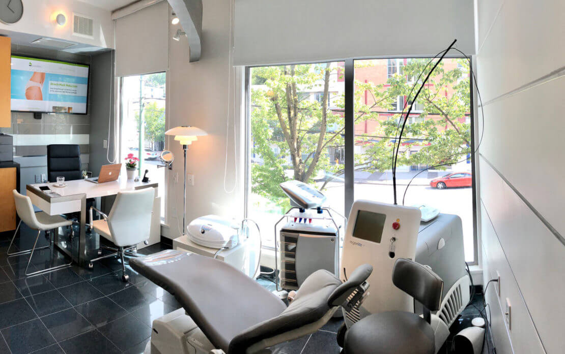 Skin-laser-clinic-vancouver-office